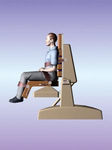 Chiropractic Manipulative Chair